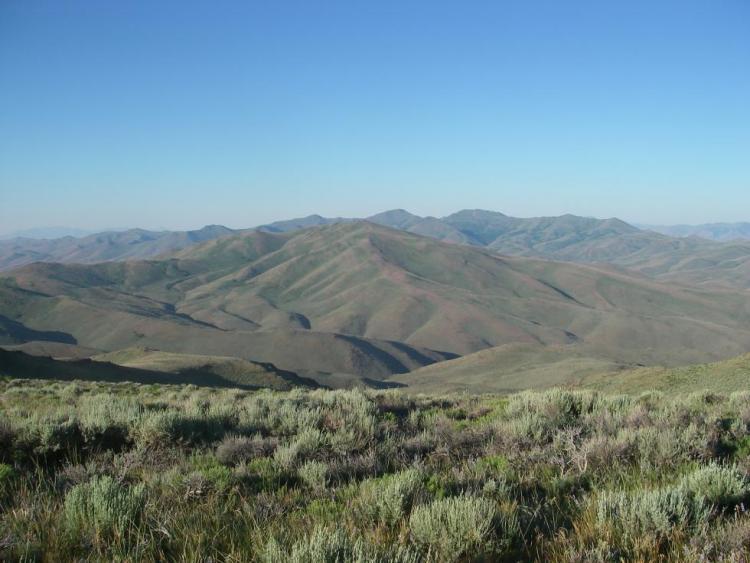 Trout Creek Mountains